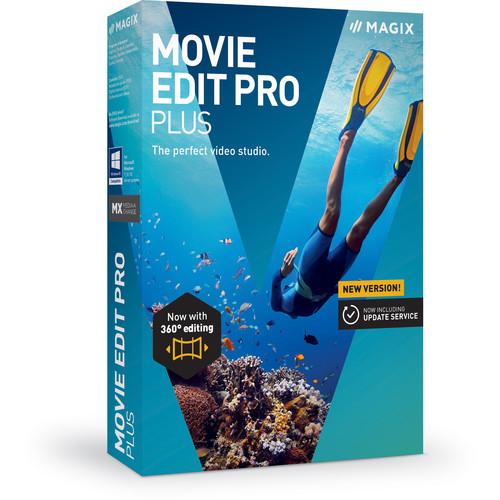 MAGIX Entertainment Movie Edit Pro Plus (Volume 100+, Academic Download)