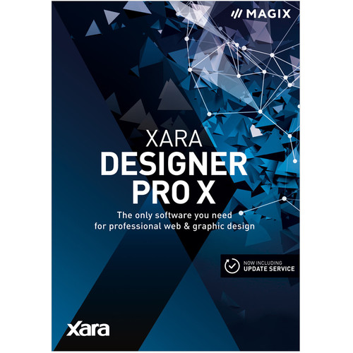 MAGIX Entertainment Xara Designer Pro X (Academic, Download)