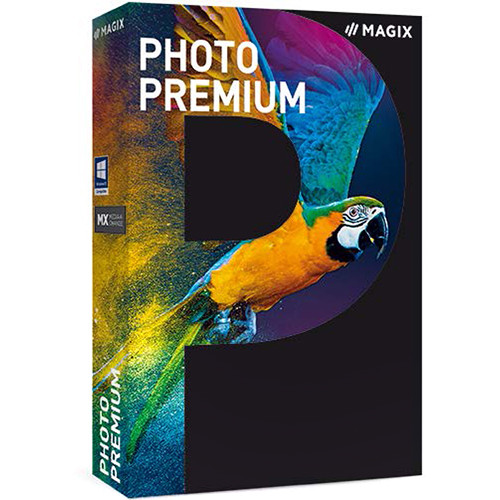 MAGIX Entertainment Photo Premium (Download, Academic Edition)