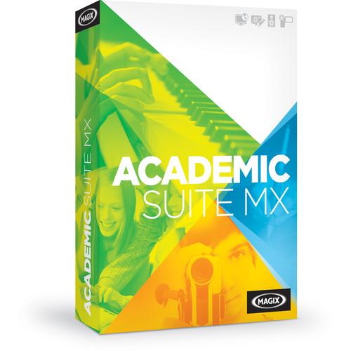 MAGIX Entertainment Academic Suite MX (Volume 5-99, Download)