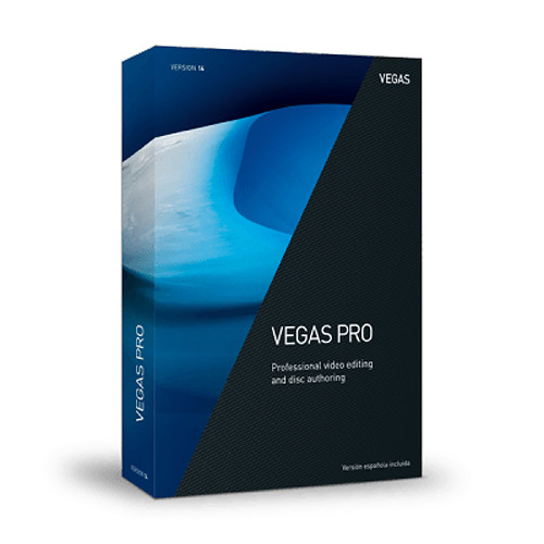 MAGIX Entertainment Vegas Pro 14 (Volume 5-99, Academic, Upgrade, Download)