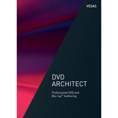 MAGIX Entertainment VEGAS DVD Architect Software Academic (DVD)