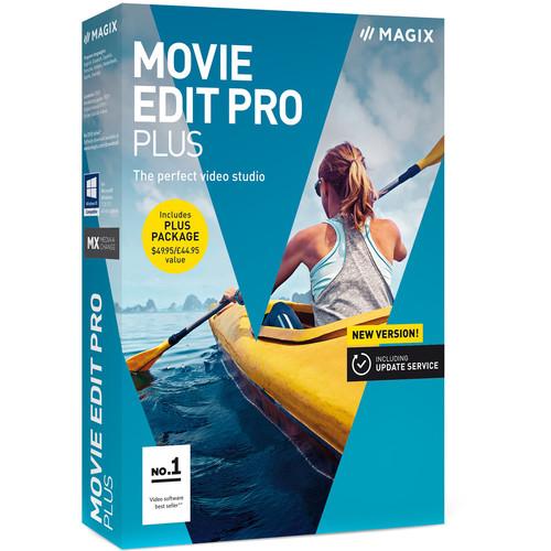 MAGIX Entertainment Movie Edit Pro Plus (Academic Volume 100+, Download)