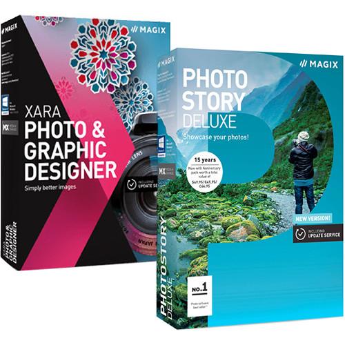 MAGIX Entertainment Photo Premium (Download, Academic Edition, 5-99 Volumes)