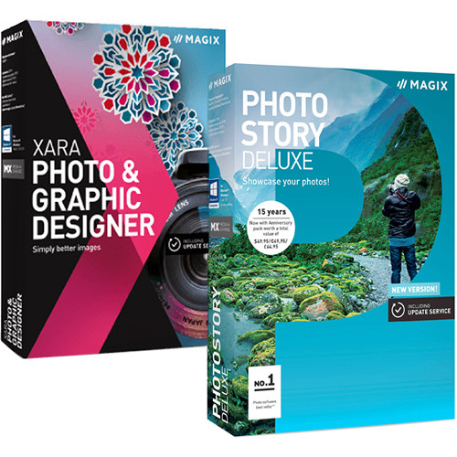 MAGIX Entertainment Photo Premium (Download, Academic Edition, 100+ Volumes)