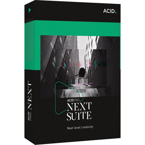 MAGIX Entertainment ACID Pro Next Suite (Academic, Upgrade from All Previous Versions of ACID Pro, 5-99 Site License,Download)