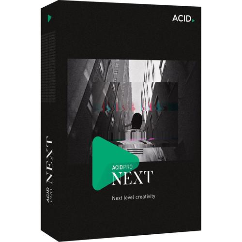 MAGIX Entertainment ACID Pro Next (100+ Site License,Download)