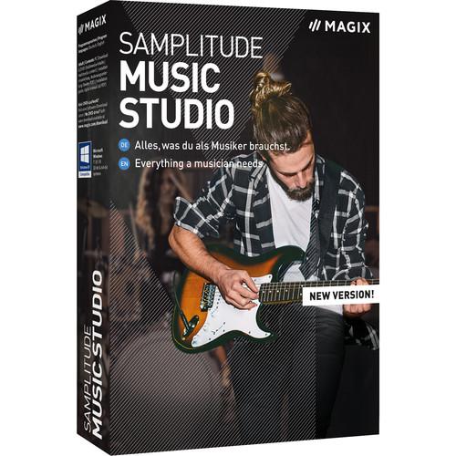 MAGIX Entertainment Samplitude Music Studio 2020 (Academic, 5 to 99 Site License,Download)