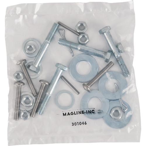 Magliner Fastener Pack #1 for Two- and Four-Wheel Hand Trucks