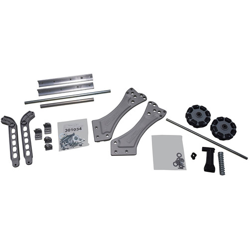 Magliner Stress-Proof Axle Double Roller Self-Stabilizing Conversion Kit (10815 Wheels)