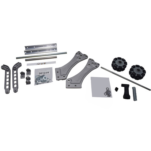 Magliner Stress-Proof Axle Triple Roller Self-Stabilizing Conversion Kit (All Wheels Except 10815)