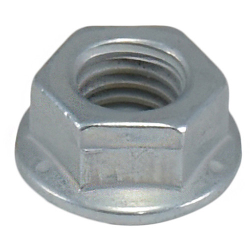 """Magliner Hex Locknut with Flange for 80226 Screw (1/4""""-20)"""