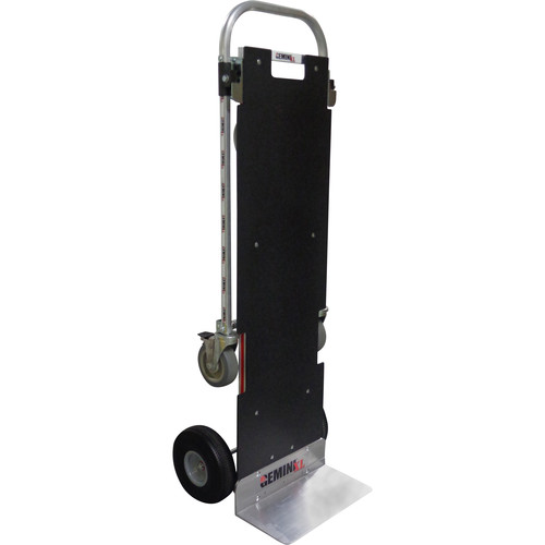 "Magliner Gemini XL Convertible Hand Truck with 10"" Microcellular Foam Wheels"