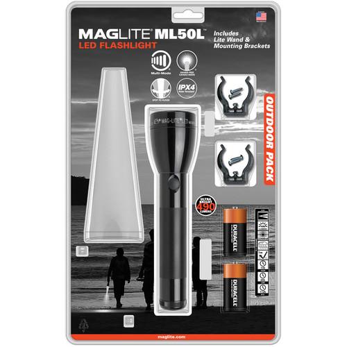 Maglite ML50L LED Flashlight Adventure Pack