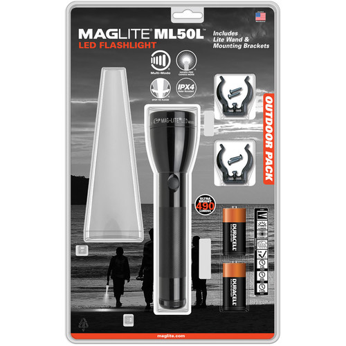 Maglite Maglite ML50L LED Flashlight Adventure Pack