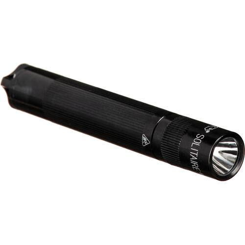 Maglite Solitaire LED Flashlight (Black)