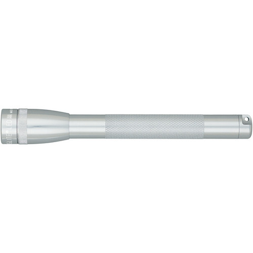 Maglite Mini Maglite AAA LED Flashlight (Silver)