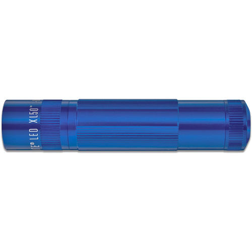 Maglite XL50 3AAA LED Flashlight (Blue)