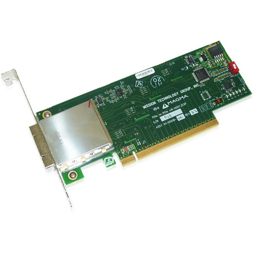 Magma PCIe x16 Host and Expansion Interface Card for Select ExpressBox Expansion Chassis
