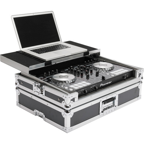 Magma Bags DJ-Controller Workstation Road Case for Pioneer DDJ-SR & DDJ-SR2