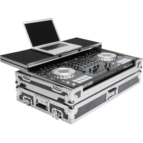 Magma Bags DJ-Controller Workstation Road Case for Pioneer DDJ-SZ2