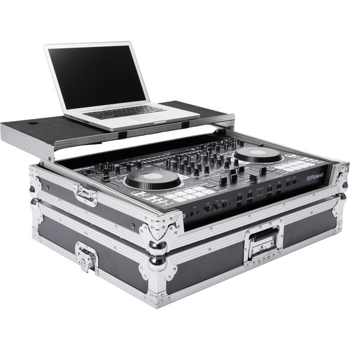 Magma Bags DJ-Controller Workstation Road Case for Roland DJ-808