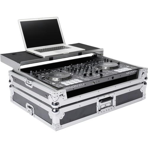 Magma Bags DJ-Controller Workstation Road Case for Denon MC-7000