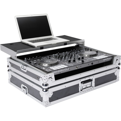 Magma Bags DJ-Controller Workstation Road Case for Denon MC-7000