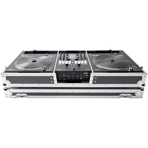 """Magma Bags Multi-Format Battle-Case for 10"""" Battle Mixer and Two Turntables"""