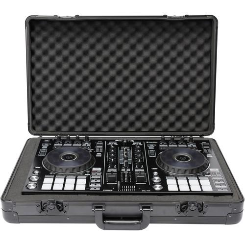 Magma Bags Carry Lite DJ-Case Flight Case for DJ Controller (Matte Black, X-Large Plus)