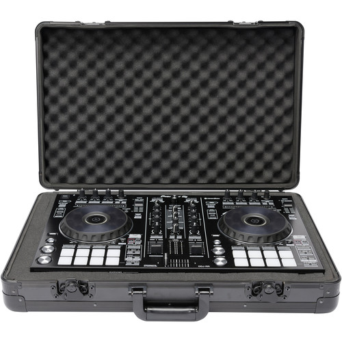 Magma Bags Carry Lite DJ-Case Flight Case for DJ Controller (Matte Black, X-Large Plus)