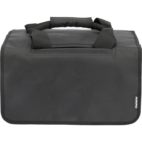 Magma Bags 45 Record Bag for up to 150 Records (Black/Khaki)