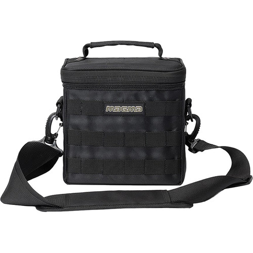 "Magma Bags 45 Record-Bag 50 Travel Bag for up to 50 7"" Records (Black/Khaki)"
