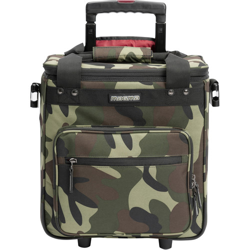 Magma Bags LP-Trolley 50 (Camo-Green/Red)