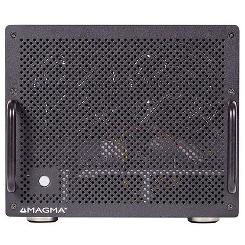 Magma Express Box 2400 Seven Slot Gen 2 Modular PCIe Expansion Chassis