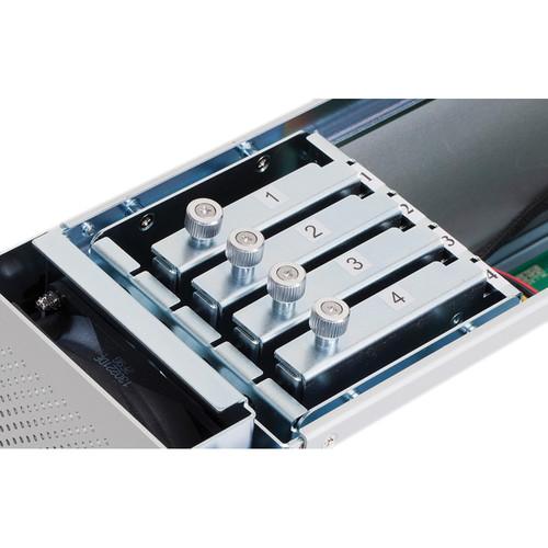 """Magma 4-Tray SAS/SATA N-Drive Cage for 2.5"""" Drives"""