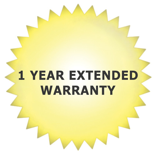 Magma 1-Year Extended Warranty for 1-Slot/3-Slot/4-Slot Expansion Systems
