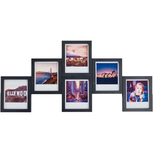 magnaframe Polaroid Originals Frames (6-Pack, Black)