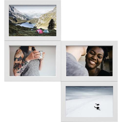 magnaframe 4x6 Frames (4-Pack, White)