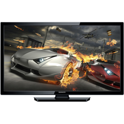 "Magnavox 39"" 39ME413V Full HD 1080p Slim LED TV"