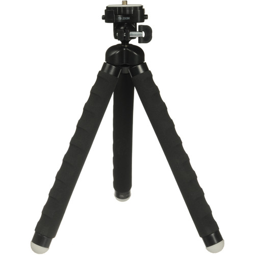 Magnus Bendable Tabletop Tripod with Smartphone Mount (Black)