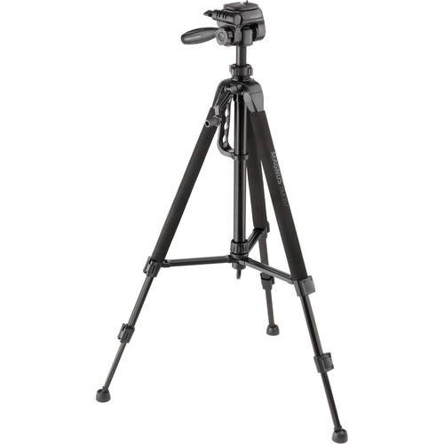 Magnus DLX-357 3-Section Photo/Video Tripod with Pan Head