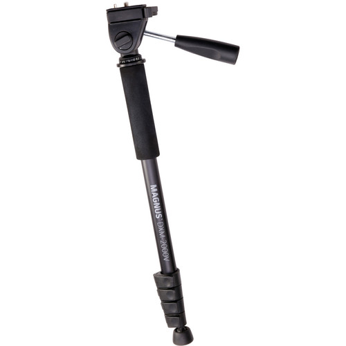 Magnus DXM-2000V 5-Section Aluminum Monopod with Pan Head