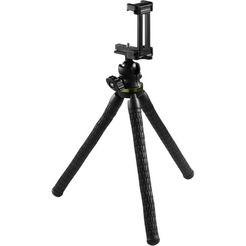Magnus FT-P10 MiniFlex Tripod for Smartphones and Compact Cameras