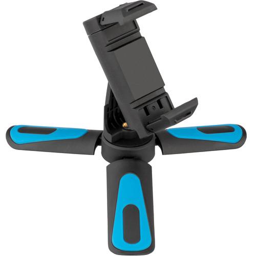 Magnus DeskGrip Mini Smartphone Tripod (Blue)