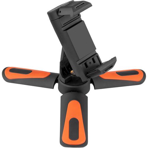 Magnus DeskGrip Mini Smartphone Tripod (Orange)
