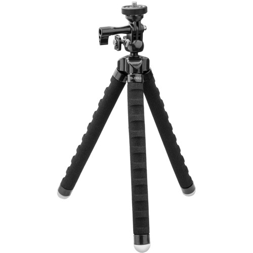 Magnus MaxiGrip Flexible Tripod with GoPro Mount