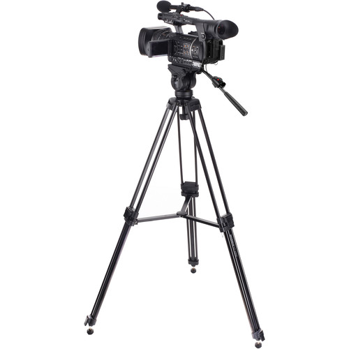 Magnus VT-3000 Tripod & Zoom Controller Kit for Canon, Panasonic, and Sony