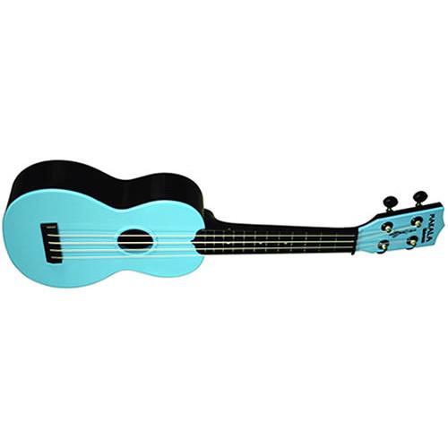 MAKALA MK-SWB/BL Waterman Soprano Ukulele (Aqua Blue)
