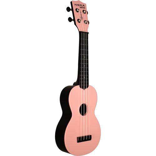 MAKALA MK-SWB/PK Waterman Soprano Ukulele (Soft Pink)